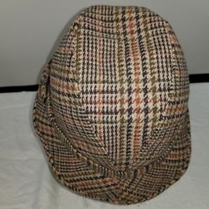 cae7a6f449c Dunn and Co. Accessories - Vintage Dunn and Co Harris Tweed Tribly Hat 7 1